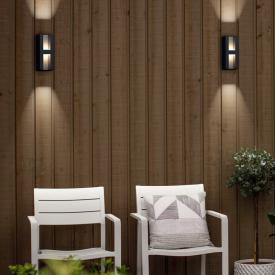 Philips myGarden Shadow LED Wandleuchte
