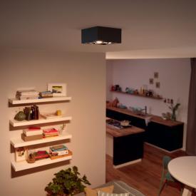 Philips myLiving Box LED Warmglow Deckenspot 4-flammig