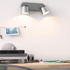 Philips myLiving Dender LED Wand-/Deckenleuchte/Spot 2-flammig