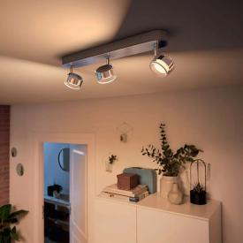 Philips myLiving Worchester LED Warmglow Deckenspot 3-flammig