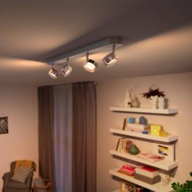 Philips myLiving Worchester LED Warmglow Deckenspot 4-flammig