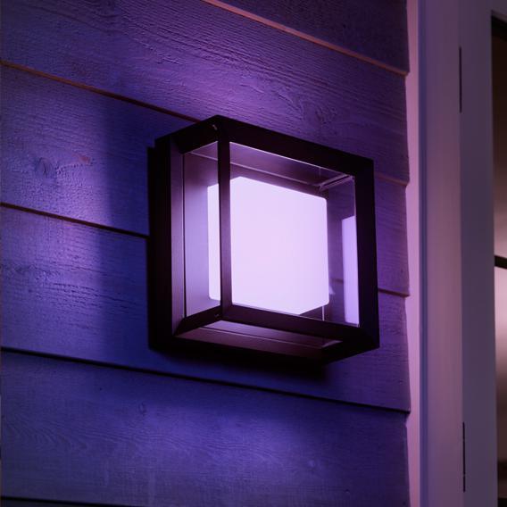 Philips Hue Econic LED RGBW Decken/Wandleuchte