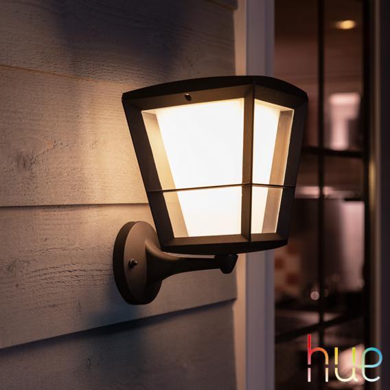PHILIPS Hue Econic LED RGBW Wandleuchte