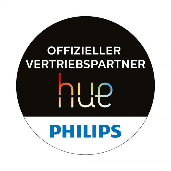 Philips Hue White ambiance Adore Spot/Wandleuchte mit Dimmer, 3-flammig