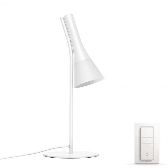 Philips Hue White ambiance Explore Tischleuchte mit Dimmer