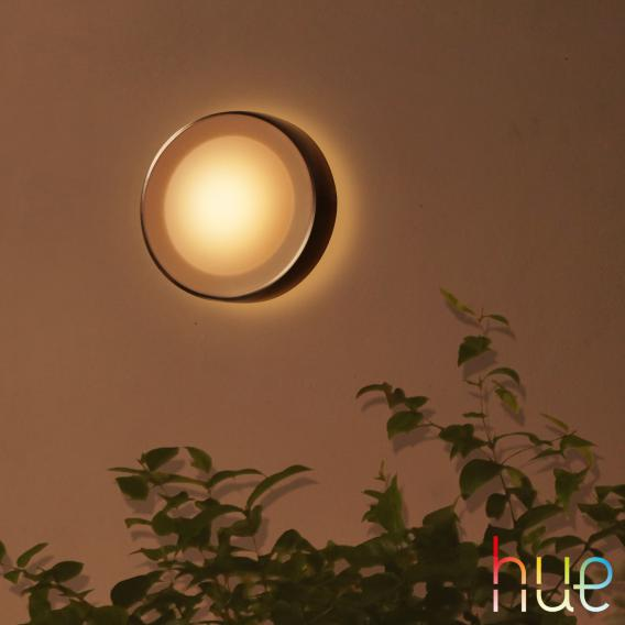 PHILIPS Hue White & Color Ambiance Daylo RGBW LED Wandleuchte