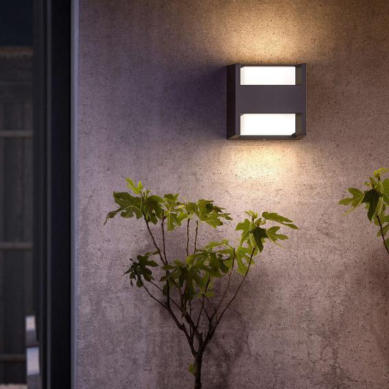 Philips myGarden Arbour LED Wandleuchte