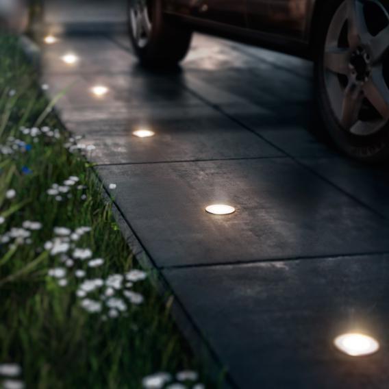 Philips myGarden Moss LED Erdeinbaustrahler