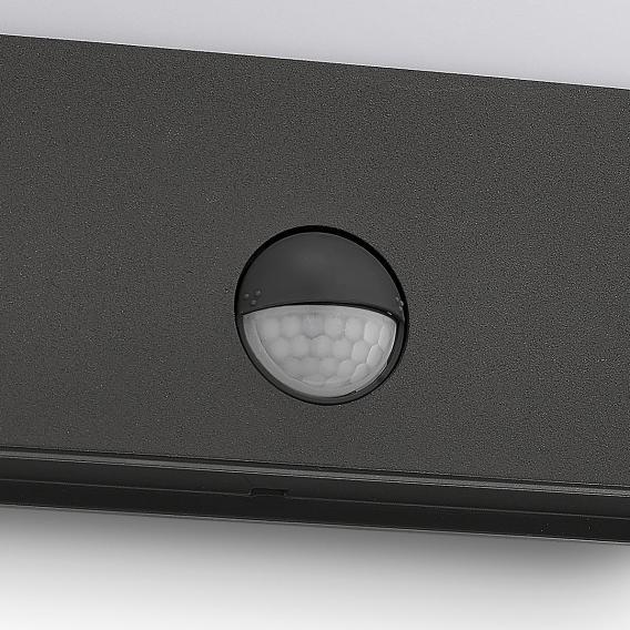 Philips myGarden Raccoon LED Wandleuchte mit Bewegungsmelder