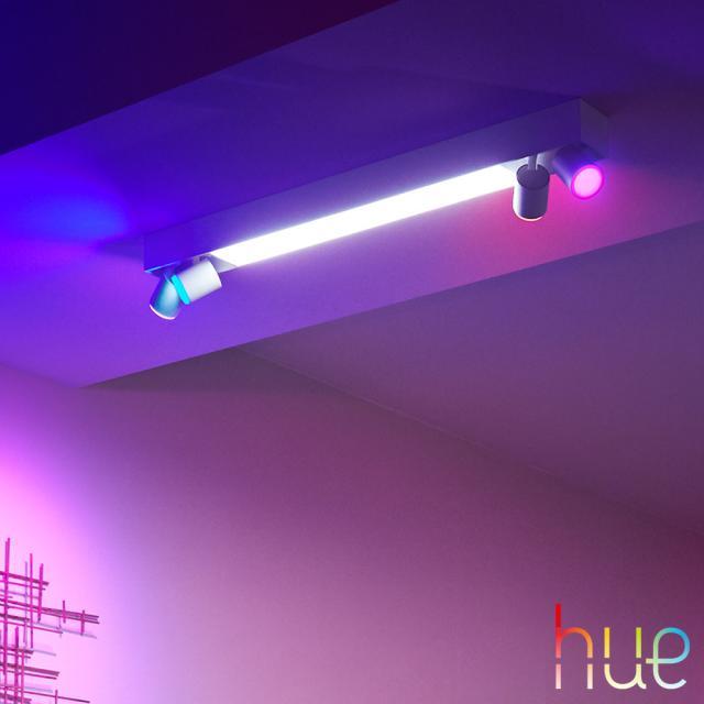 PHILIPS Hue Centris RGBW LED Deckenleuchte, 5-flammig