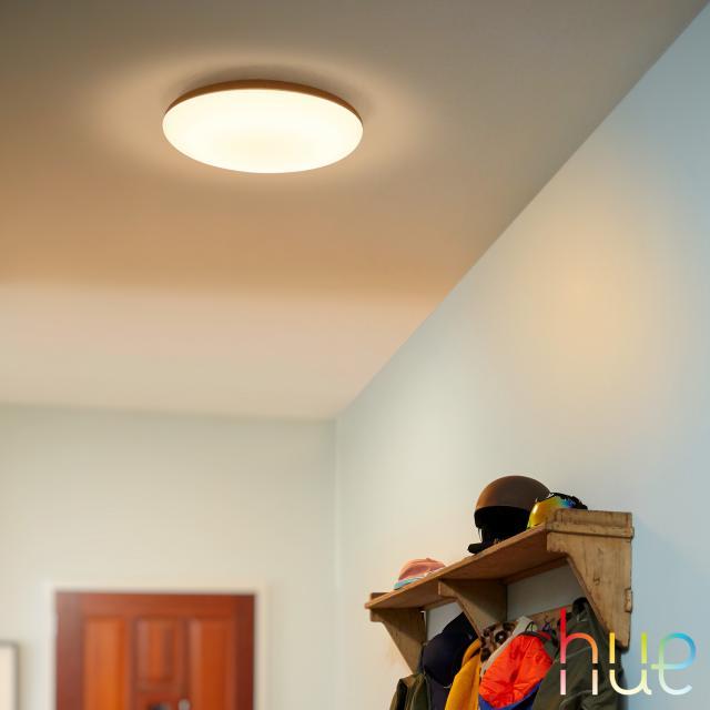 PHILIPS Hue Cher LED Deckenleuchte mit Dimmer