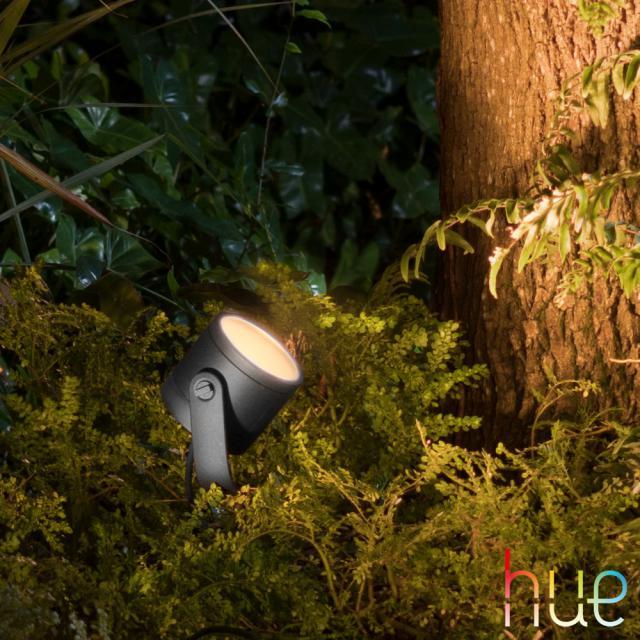 PHILIPS Hue White & Ambiance Lily XL RGBW LED Strahler 24V