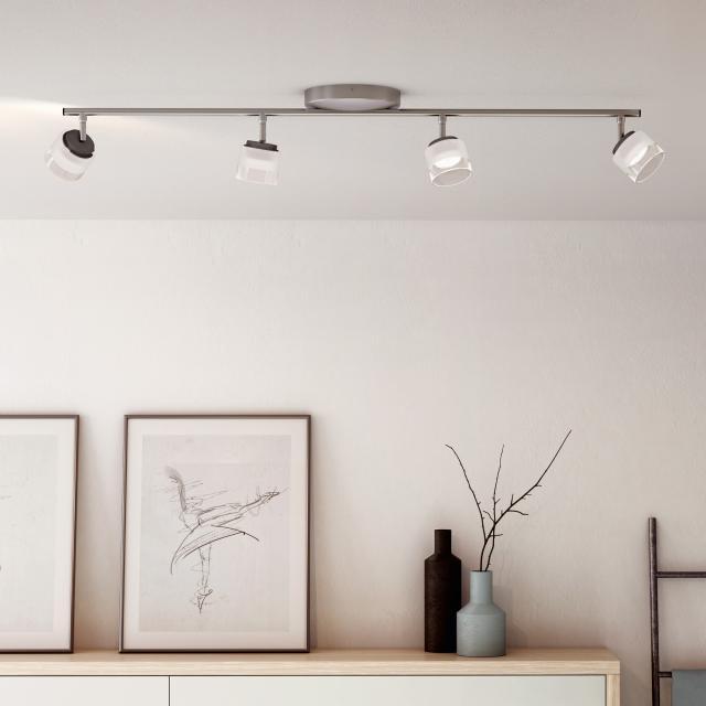 PHILIPS myLiving Fremont LED Deckenleuchte/Spot 4-flammig