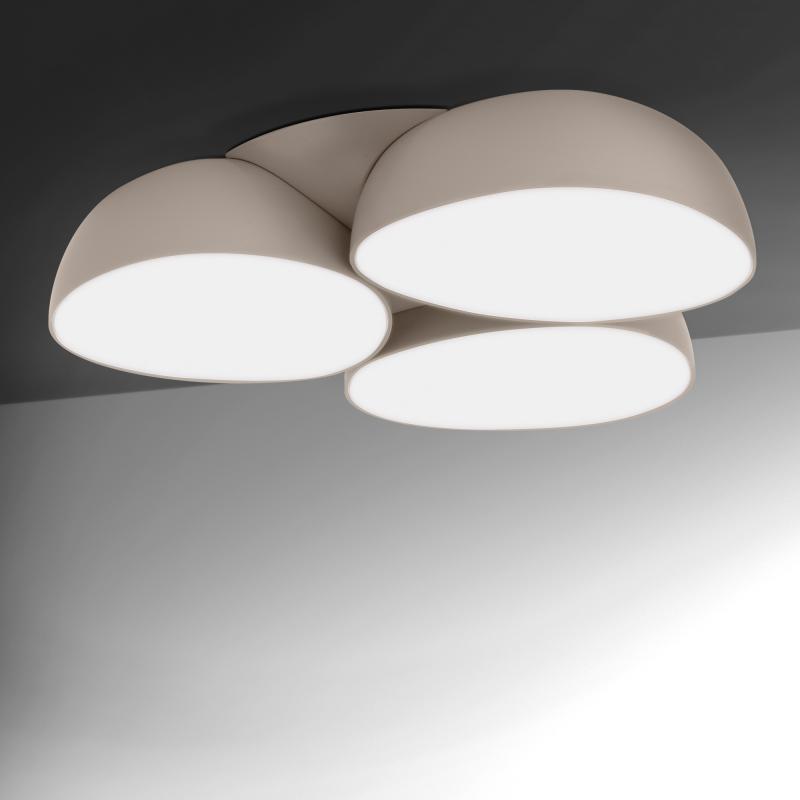 philips instyle stonez led deckenleuchte 408288716 reuter. Black Bedroom Furniture Sets. Home Design Ideas
