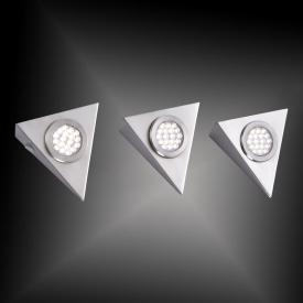Paul Neuhaus Helena LED Unterbauleuchte mit Ein-/Ausschalter, 3-er Set