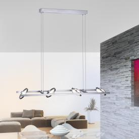 Paul Neuhaus Orbit LED Pendelleuchte mit Dimmer und CCT
