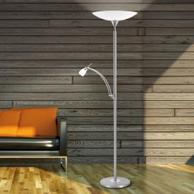 Paul Neuhaus Pearl LED Deckenfluter mit Dimmer