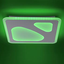 Paul Neuhaus Q-Ariana RGBW LED Deckenleuchte mit Dimmer
