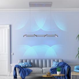 Paul Neuhaus Q-Mia RGBW LED Pendelleuchte mit Dimmer