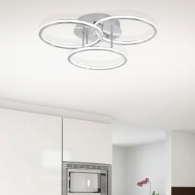 Paul Neuhaus Q-Nevio LED Deckenleuchte mit Dimmer und CCT