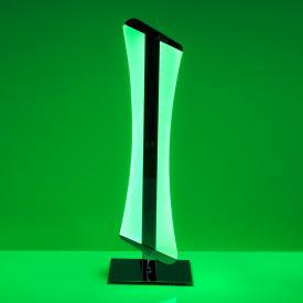 Paul Neuhaus Q-Riller RGBW LED Tischleuchte mit Dimmer