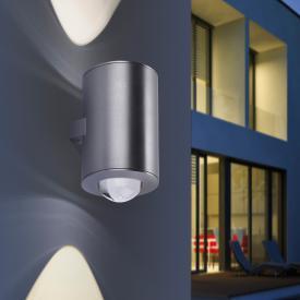 Paul Neuhaus Q-Sascha RGBW LED Wandleuchte mit Dimmer
