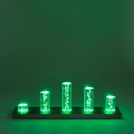 Paul Neuhaus Q-Skyline RGBW LED Tischleuchte mit Dimmer