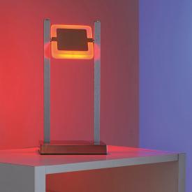 Paul Neuhaus Q-Vidal RGBW LED Tischleuchte mit Dimmer