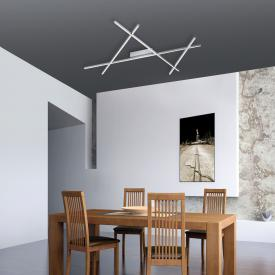 Paul Neuhaus Stick 2 LED Deckenleuchte mit Dimmer