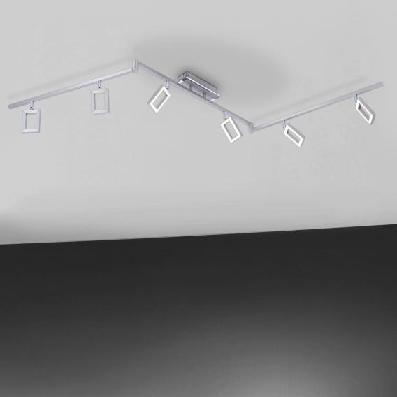 Paul Neuhaus Inigo LED Deckenleuchte/Spot 6-flammig