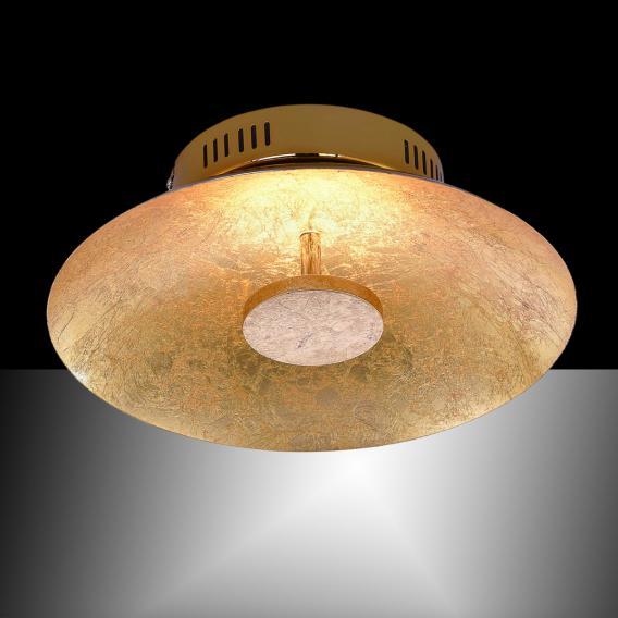 Paul Neuhaus Plate LED Deckenleuchte