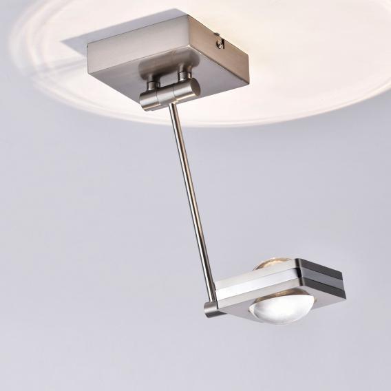 Paul Neuhaus Q-Fisheye RGBW LED Deckenleuchte mit Dimmer