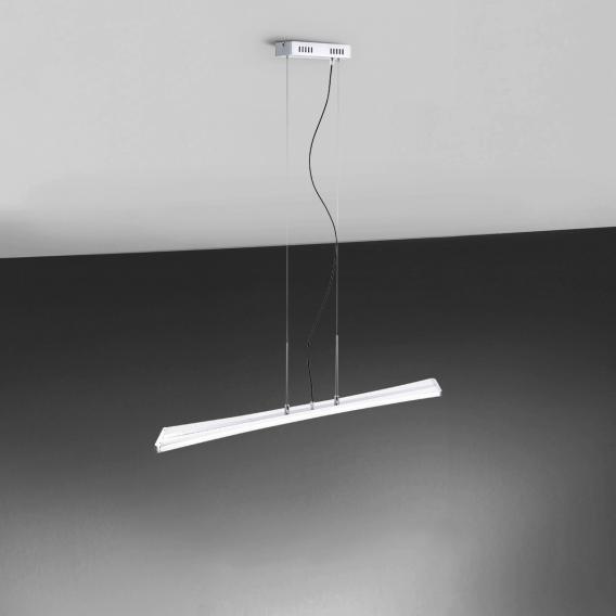 Paul Neuhaus Q-Riller RGBW LED Pendelleuchte mit Dimmer