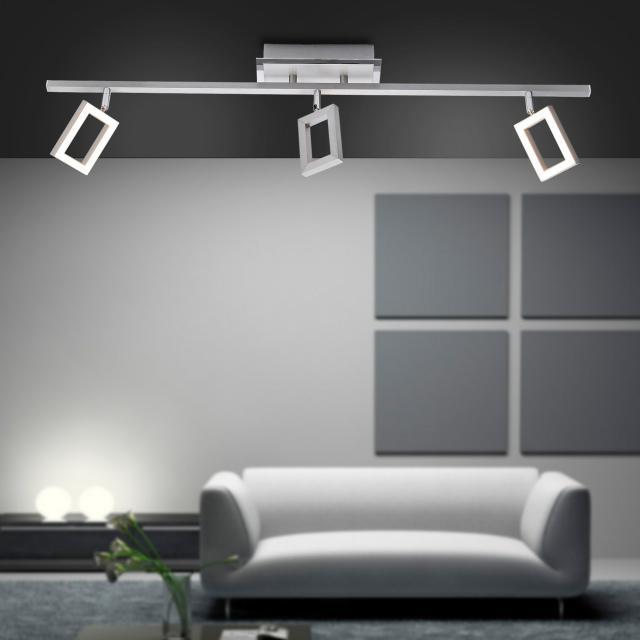 Paul Neuhaus Inigo LED Deckenleuchte/Spot 3-flammig