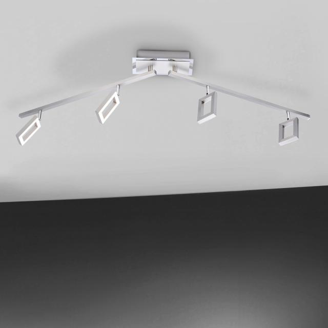 Paul Neuhaus Inigo LED Deckenleuchte/Spot 4-flammig