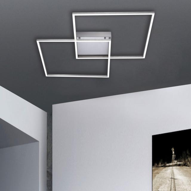 Paul Neuhaus Q-Inigo LED Deckenleuchte mit Dimmer und CCT