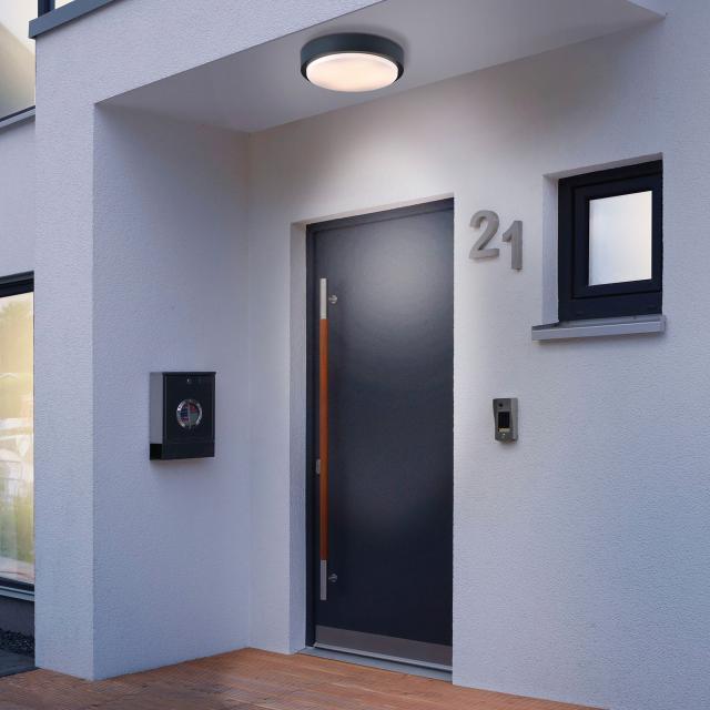 Paul Neuhaus Q-Lenny RGBW LED Deckenleuchte mit Dimmer