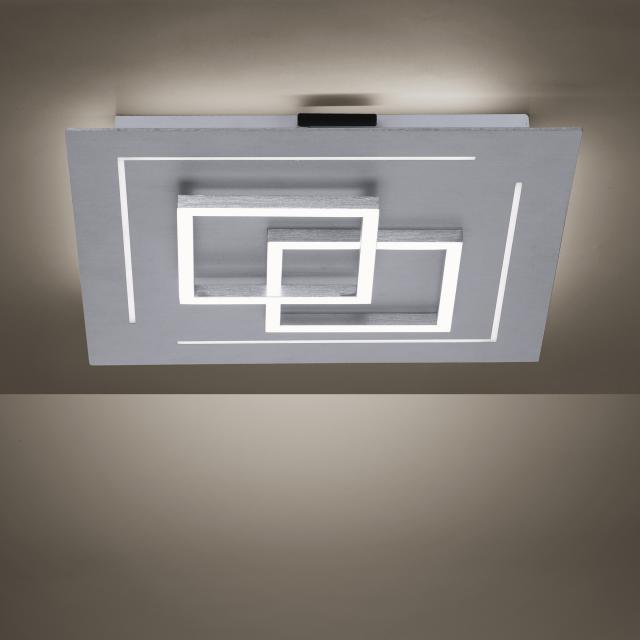 Paul Neuhaus Q-Linea LED Deckenleuchte mit Dimmer und CCT