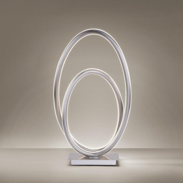 Paul Neuhaus Q-Nevio LED Tischleuchte mit Dimmer und CCT