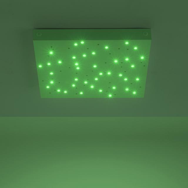 Paul Neuhaus Q-Universe RGBW LED Deckenleuchte/Erweiterungsmodul mit Dimmer und CCT