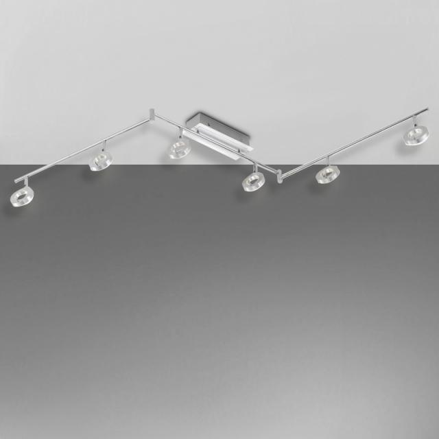 Paul Neuhaus Sileda LED Deckenleuchte, 6-flammig
