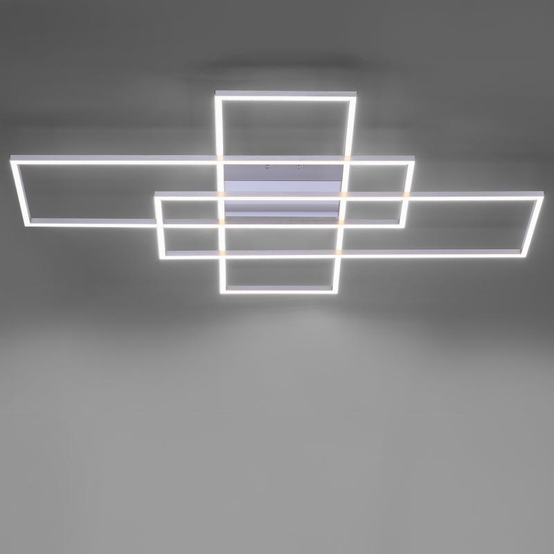 Paul Neuhaus Q Inigo LED Deckenleuchte mit Dimmer und CCT   8195 55   REUTER