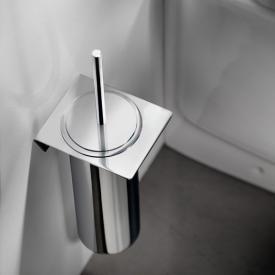 Pomd'or Kubic Toilettenbürstenhalter für Wandmontage zum Schrauben