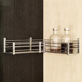 Pomd'or Universal Eck-Gitterseifenschale für Dusche