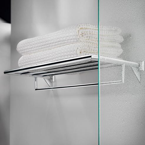 Pomd'or Kubic Class Handtuchablage zum Kleben