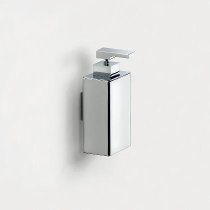 Pomd'or Urban Seifenspender für Wandmontage B: 80 H: 170 T: 95 mm