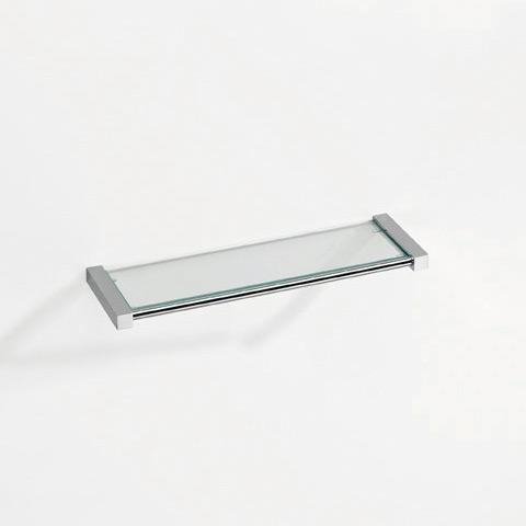 Pomd'or Metric Glasablage chrom