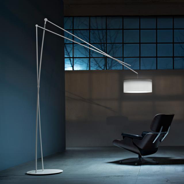 prandina Effimera F5 LED Stehleuchte mit Dimmer
