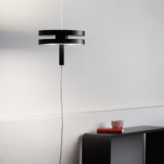 prandina LED Machine S30 Pendelleuchte mit Zuleitung