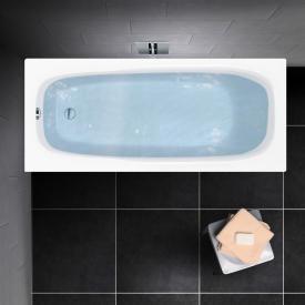 PREMIUM 100 Mono Rechteck-Badewanne Länge: 170 cm, Breite: 75 cm